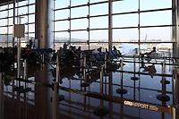 GUARULHOS, SP, 20.05.2014 - INAGURACAO TERMINAL 3 AEROPORTO DE CUMBICA - Inauguracao do Terminal 3 do Aeroporto Internacional Governador Franco Montoro na cidade de Guarulhos nesta terca-feira, 20. (Foto: Vanessa Carvalho / Brazil Photo Press)