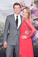 "Ed Speelers<br /> at the premiere of ""Alice Through the Looking Glass"" held at the Odeon Leicester Square, London<br /> <br /> <br /> ©Ash Knotek  D3117  10/05/2016"