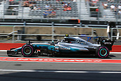 June 10th 2017, Circuit Gilles Villeneuve, Montreal Quebec, Canada; Formula One Grand Prix, qualifying; Valtteri Bottas - Mercedes AMG Petronas F1