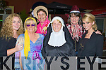 PARTY: Fancy dress party of all parties was held in the Munster bar, ballymullen Tralee on Friday night, attending the fancy dress party wwere l-r: Eileen O'Sullivan, Ann Jones, Brenda O'Connell, Mary Jordan, Mary McGaley and Rose O'Sullivan. ... ....