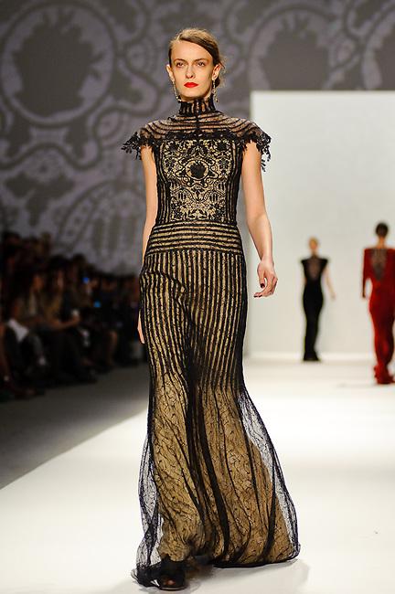 Tadashi: Mercedes Benz Fashion Week Fall/Winter 2012