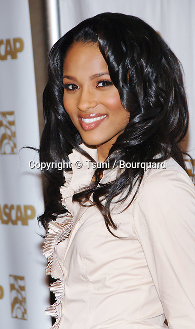 Ciara arriving at the ASCAP Awards 2006 at the Beverly Hilton  In Los Angeles. June 26, 2006.
