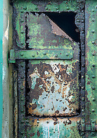 Old Door (Composite of 3 images)