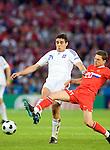 Kostas Katsouranis and Igor Semshov at Euro 2008, RUS-GRE, 06142008, Salzburg, Austria