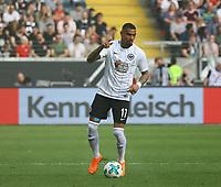 Kevin-Prince Boateng (Eintracht Frankfurt) - 08.04.2018: Eintracht Frankfurt vs. TSG 1899 Hoffenheim, Commerzbank Arena