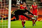 26.07.2017, Stadion Galgenwaard, Utrecht, NLD, Tilburg, UEFA Women's Euro 2017, Russland (RUS) vs Deutschland (GER), <br /> <br /> im Bild | picture shows<br /> Tatyana Shcherbak (Russland | Russia #1) klaert Torschuss, <br /> <br /> Foto © nordphoto / Rauch