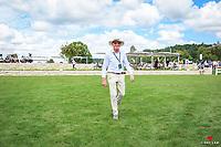 Super-Coach: Jeff McVean. Takapoto Estate Show Jumping. Sunday 4 March. Takapoto Estate. Maungatautari. New Zealand. Copyright Photo: Libby Law Photography