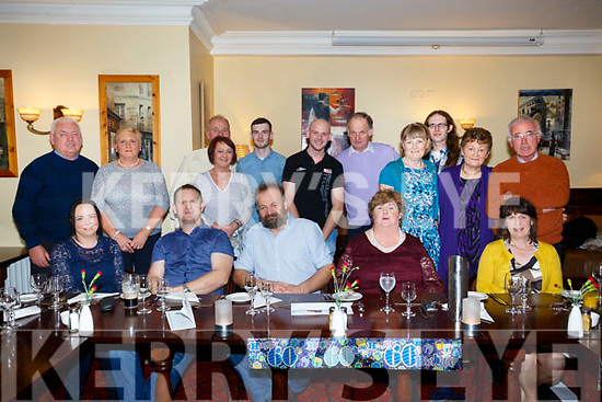 Surprise 60th birthday celebration for Matt O'Donoghue, Asdee, celebrating with family and friends at the Imperial Hotel on saturday