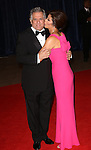 Leslie Moonves & Julie Chen  attending the  2013 White House Correspondents' Association Dinner at the Washington Hilton Hotel in Washington, DC on 4/27/2013