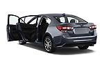 Car images of 2017 Subaru Impreza 2.0i-Limited-CVT-PZEV 4 Door Sedan Doors