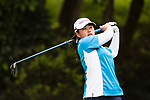 Golfer Vivian Lee of Hong Kong during the 2017 Hong Kong Ladies Open on June 10, 2017 in Hong Kong, China. Photo by Marcio Rodrigo Machado / Power Sport Images