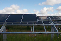 Partial Solar PAnel installation