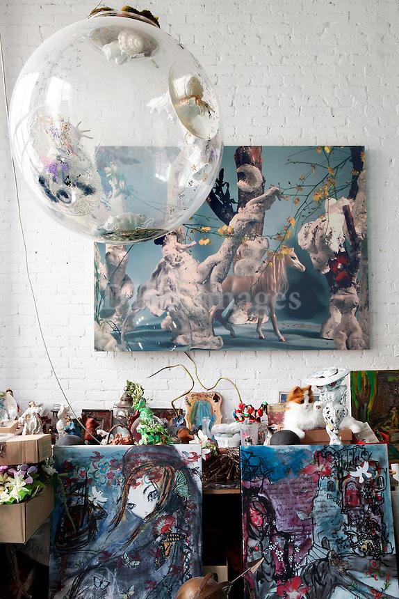 fairytale paintings