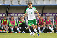 Jayson Molumby of the Republic of Ireland and Brighton & Hove Albion in action during Republic Of Ireland Under-21 vs Mexico Under-21, Tournoi Maurice Revello Football at Stade Parsemain on 6th June 2019