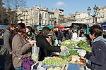 20080202 - France - Aquitaine - Bordeaux<br /> LE MARCHE SAINT-MICHEL, PLACE SAINT-MICHEL A BORDEAUX.<br /> Ref : MARCHE_018.jpg - © Philippe Noisette.