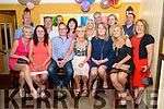 Mags Collins from Abbleyfeale celebrated her 40th birthday surrounded by friends and family in the Porterhouse, Killarney last Saturday.