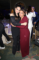 LOS ANGELES, CA - NOVEMBER 8: Edy Ganem, Eva Longoria, at the Eva Longoria Foundation Dinner Gala honoring Zoe Saldana and Gina Rodriguez at The Four Seasons Beverly Hills in Los Angeles, California on November 8, 2018. Credit: Faye Sadou/MediaPunch