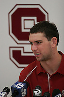 120710 Andrew Luck Press Conference