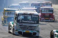 SÃO PAULO, SP, 31.07.2016 - FÓRMULA TRUCK - Piloto Wellington Cirino durante sexta etapa da Fórmula Truck, realizado no Autódromo de Interlagos em São Paulo, na tarde deste domingo, 31.(Foto: Levi Bianco/Brazil Photo Press)