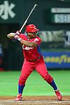 Alfredo Despaigne (CUB), .MARCH 1, 2013 - WBC : .2013 World Baseball Classic .Exhibithion Game .between Fukuoka Softbank Hawks 8-10 Cube .at Yafuoku Dome, Fukuoka, Japan. .(Photo by YUTAKA/AFLO SPORT) [1040]