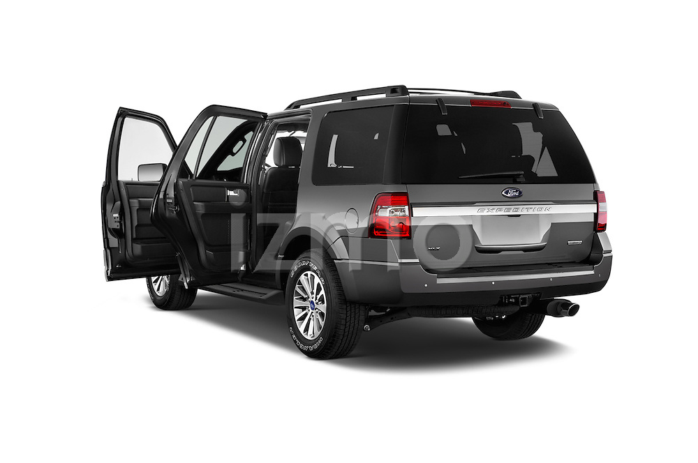Car images of a 2017 Ford Expedition XLT 5 Door SUV Doors