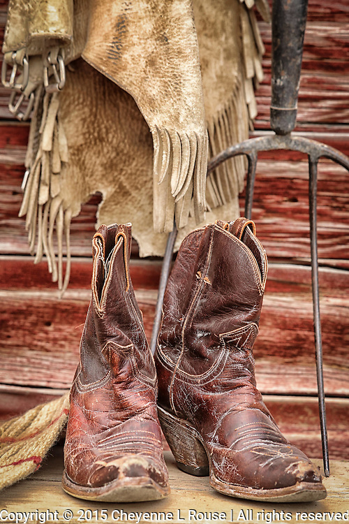 Tami's Boots - vintage
