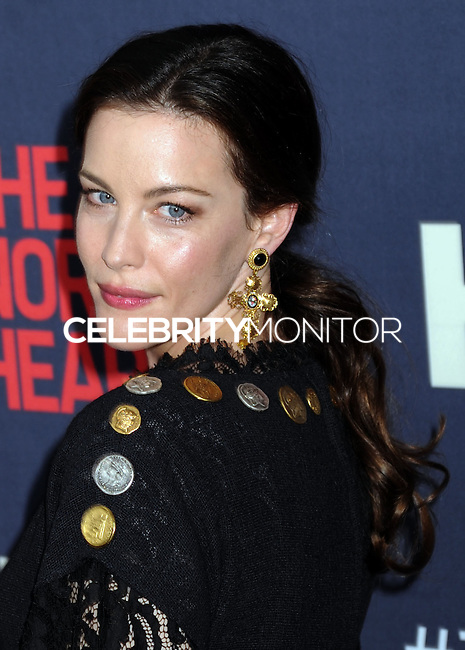 "NEW YORK CITY, NY, USA - MAY 12: Liv Tyler at the New York Screening Of HBO's ""The Normal Heart"" held at the Ziegfeld Theater on May 12, 2014 in New York City, New York, United States. (Photo by Celebrity Monitor)"