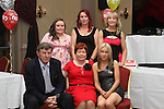 Agnes Kavanagh with her family at her 60th in The Westcourt Hotel...(Photo credit should read Jenny Matthews www.newsfile.ie)....This Picture has been sent you under the condtions enclosed by:.Newsfile Ltd..The Studio,.Millmount Abbey,.Drogheda,.Co Meath..Ireland..Tel: +353(0)41-9871240.Fax: +353(0)41-9871260.GSM: +353(0)86-2500958.email: pictures@newsfile.ie.www.newsfile.ie.
