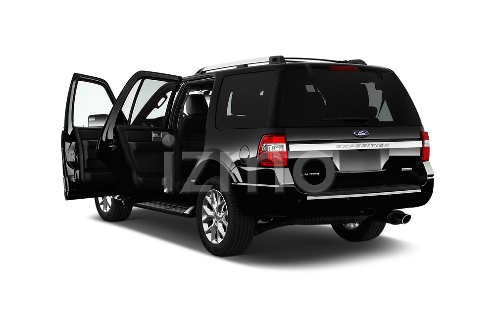 Car images of 2017 Ford Expedition Limited 5 Door SUV Doors