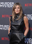 "Jennifer Aniston 063 arrives at the LA Premiere Of Netflix's ""Murder Mystery"" at Regency Village Theatre on June 10, 2019 in Westwood, California"