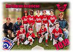 2019 Burlington American Reds