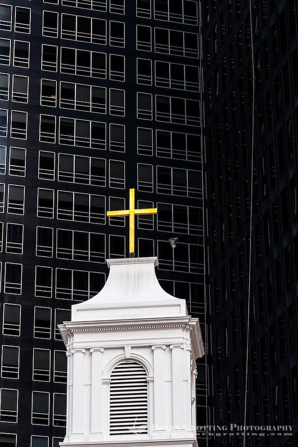 US, New York City. The Shrine of Saint Elizabeth Ann Seton.