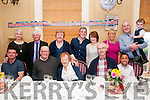 60th Wedding Anniversary: Ned & Mary O'Keeffe, Athea celebrating their 60th wedding anniversary with family at the Listowel Arms Hotel on Sunday evening last.