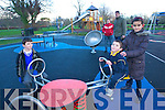 The newly developed playground in the Tralee Town Park is proving to be a huge attracting for children and their families.   Copyright Kerry's Eye 2008