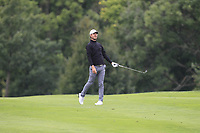 Jens Fahrbring (SWE) on the 5th fairway during Round 3 of the D+D Real Czech Masters at the Albatross Golf Resort, Prague, Czech Rep. 02/09/2017<br /> Picture: Golffile | Thos Caffrey<br /> <br /> <br /> All photo usage must carry mandatory copyright credit     (&copy; Golffile | Thos Caffrey)