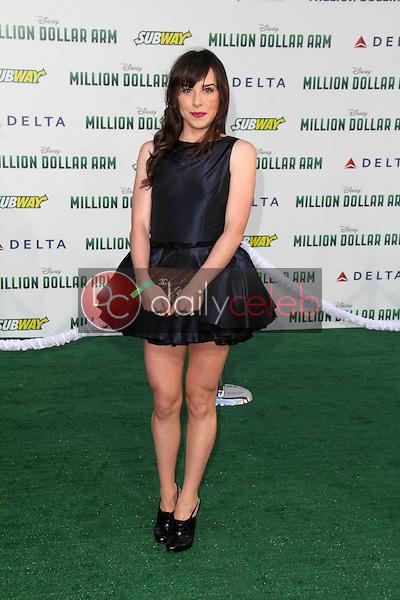 """Allyn Rachel<br /> at the """"Million Dollar Arm"""" World Premiere, El Capitan, Hollywood, CA 05-06-14<br /> David Edwards/Dailyceleb.com 818-249-4998"""