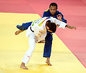 (F-B) Antoine Bouchard (CAN), Masashi Ebinuma (JPN),<br /> AUGUST 7, 2016 - Judo :<br /> Men's -66kg Contest for Bronze Medal at Carioca Arena 2 during the Rio 2016 Olympic Games in Rio de Janeiro, Brazil. (Photo by Enrico Calderoni/AFLO SPORT)