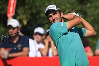 Edoardo Molinari (ITA) on the third day of the DUBAI WORLD CHAMPIONSHIP presented by DP World, Jumeirah Golf Estates, Dubai, United Arab Emirates.Picture Denise Cleary www.golffile.ie