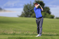 Bernard Scully (Portarlington) during the final round at Carnalea Golf Club, Bangor, Antrim, Northern Ireland. 07/08/2019.<br /> Picture Fran Caffrey / Golffile.ie<br /> <br /> All photo usage must carry mandatory copyright credit (© Golffile | Fran Caffrey)