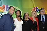 Yaya DaCosta - AMC - Chicago Med - NBC Upfront at Radio City, New York City, New York on May 11, 2015 (Photos by Sue Coflin/Max Photos)