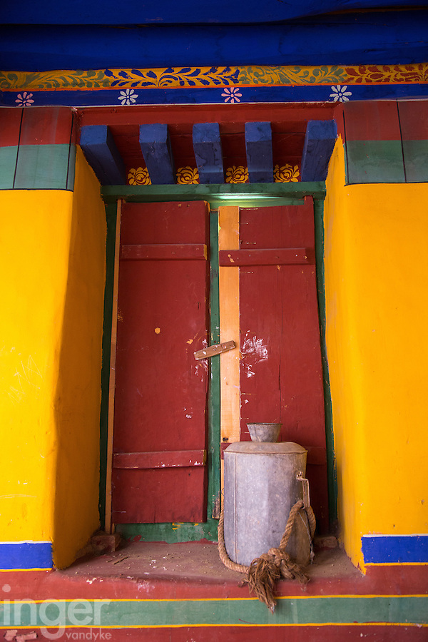 The Kitchen at Drepung Monastery, Lhasa, Tibet