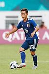 Kota Watanabe (JPN), <br /> AUGUST 19, 2018 - Football / Soccer : <br /> Men's Group D match <br /> between Japan 0-1 Vietnam <br /> at Wibawa Mukti Stadium <br /> during the 2018 Jakarta Palembang Asian Games <br /> in Cikarang, Indonesia. <br /> (Photo by Naoki Morita/AFLO SPORT)