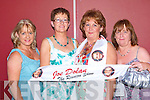 Una McCormack, Mary Marshall, Marian Travers and Kathleen Marshall Abbeyfeale at the Joe Dolan tribute concert in the INEC on Friday night      Copyright Kerry's Eye 2008