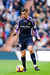Ruben Alcaraz Jimenez of Real Valladolid in action during the La Liga 2018-19 match between Real Madrid and Real Valladolid at Estadio Santiago Bernabeu on November 03 2018 in Madrid, Spain. Photo by Diego Souto / Power Sport Images