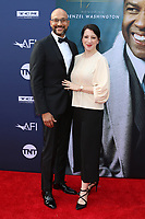 LOS ANGELES - JUN 6:  Keegan-Michael Key, Elisa Pugliese Key at the  AFI Honors Denzel Washington at the Dolby Theater on June 6, 2019 in Los Angeles, CA