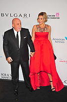 NEW YOKR, NY - NOVEMBER 7: Alexis Roderick and Billy Joel at The Elton John AIDS Foundation's Annual Fall Gala at the Cathedral of St. John the Divine on November 7, 2017 in New York City. <br /> CAP/MPI/JP<br /> &copy;JP/MPI/Capital Pictures