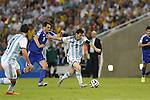 Lionel Messi (ARG), JUNE 15, 2014 - Football / Soccer : Lionel Messi of Argentina in action during the FIFA World Cup Group F match between Argentina 2-1 Bosnia and Herzegovina at the Maracana Stadium in Rio de Janeiro in Brazil. (Photo by AFLO)