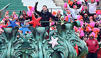 PHILADELPHIA, PA - NOVEMBER 24 : Drew Lachey pictured at the 2016 Philadelphia Thanksgiving Day Parade in Philadelphia, Pa on November 24, 2016  photo credit Star Shooter/MediaPunch
