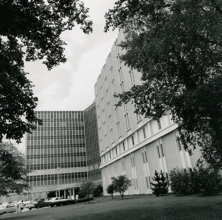 1969 August 11..Redevelopment.Atlantic City (R-1)..Norfolk General Hospital..Millard Arnold.NEG# MDA69-79-3.NRHA# ..