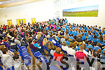 Large crowds gathered last Friday to celebrate the official opening of Drumtrasna NS, Abbeyfeale.